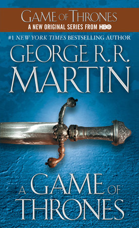 A Game of Thrones Book Cover Picture
