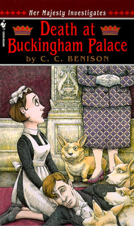 Death at Buckingham Palace by C.C. Benison