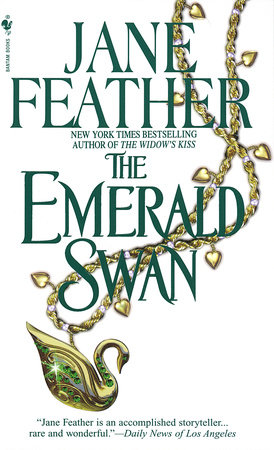 The Emerald Swan by Jane Feather