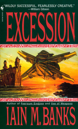 Excession by Iain Banks