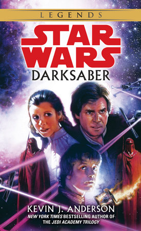 Darksaber: Star Wars Legends by Kevin Anderson
