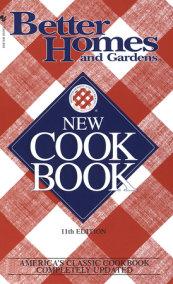 Better Homes & Gardens New Cookbook