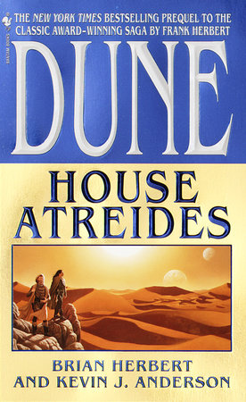 Dune: House Atreides by Brian Herbert and Kevin Anderson