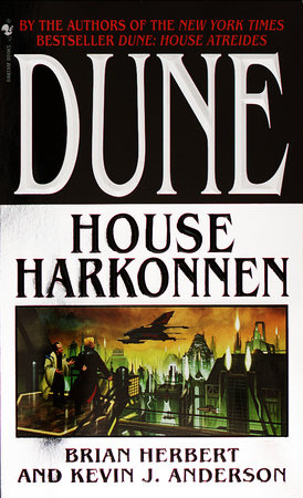 Dune: House Harkonnen by Brian Herbert and Kevin J. Anderson