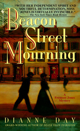 Beacon Street Mourning by Dianne Day