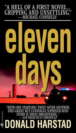 Eleven Days by Donald Harstad