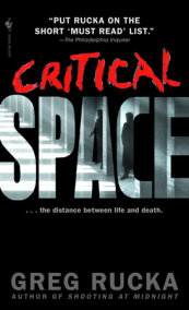 Critical Space