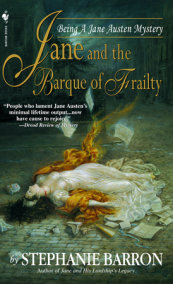 Jane and the Barque of Frailty