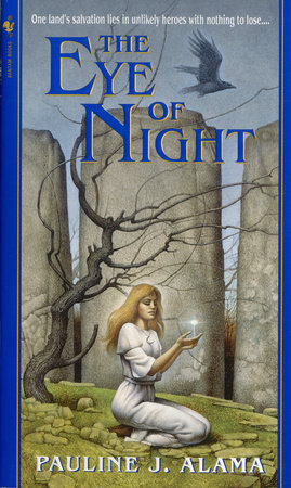 The Eye of Night by Pauline Alama