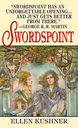 The cover of the book Swordspoint
