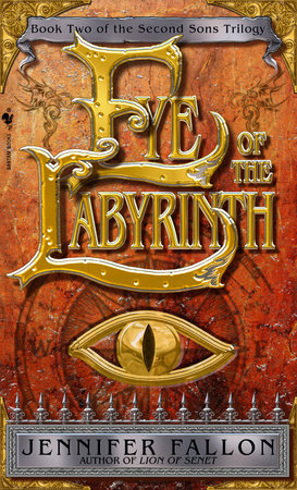 Eye of the Labyrinth by Jennifer Fallon