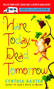 Hare Today, Dead Tomorrow