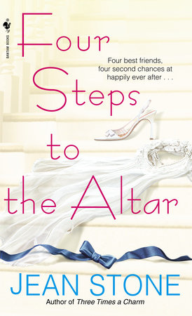Four Steps to the Altar by Jean Stone
