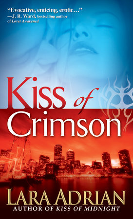 Kiss of Crimson by Lara Adrian