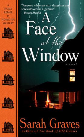 A Face at the Window by Sarah Graves