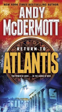 Return to Atlantis by Andy McDermott