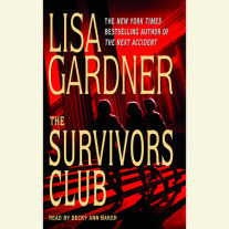 The Survivors Club: A Thriller Cover