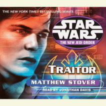 Star Wars: The New Jedi Order: Traitor Cover