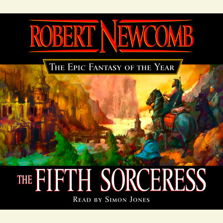 The Fifth Sorceress (Part B) by Robert Newcomb