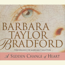 A Sudden Change of Heart Cover