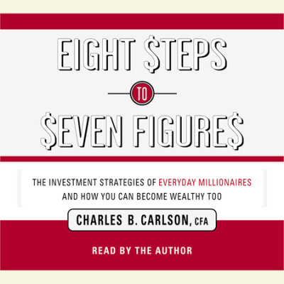 Eight Steps to Seven Figures cover