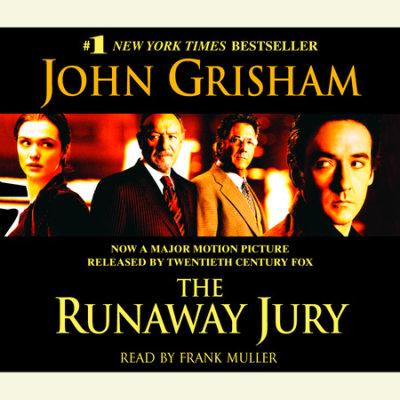 The Runaway Jury cover