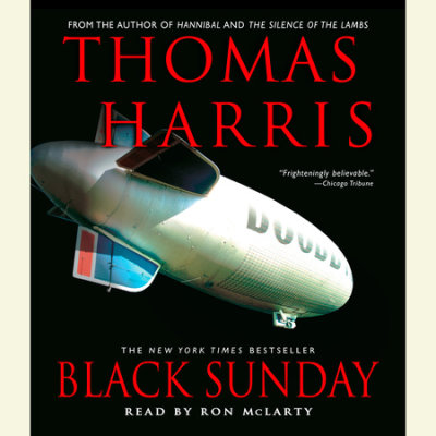 Black Sunday cover