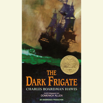 The Dark Frigate cover