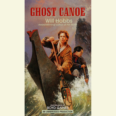 Ghost Canoe cover