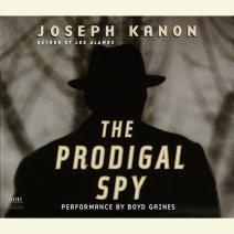 The Prodigal Spy Cover