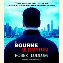 The Bourne Ultimatum (Jason Bourne Book #3) Cover