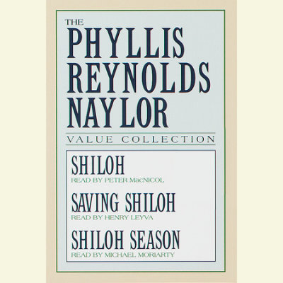 Phyllis Reynolds Naylor Value Collection cover