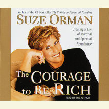 The Courage to Be Rich Cover