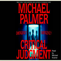 Critical Judgment Cover
