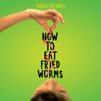 How to Eat Fried Worms cover