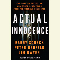 Actual Innocence Cover