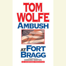 Ambush at Fort Bragg Cover