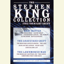 Stephen King Value Collection Cover