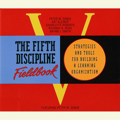 The Fifth Discipline Fieldbook cover