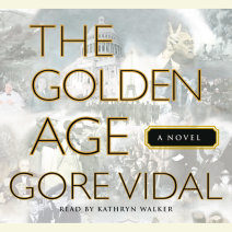 The Golden Age Cover