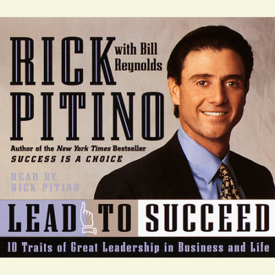 Lead to Succeed cover