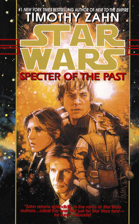 Specter of the Past: Star Wars Legends (The Hand of Thrawn) cover
