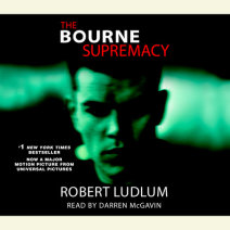 The Bourne Supremacy (Jason Bourne Book #2) Cover