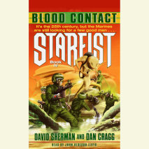 Starfist: Blood Contact Cover