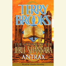 The Voyage of the Jerle Shannara: Antrax Cover