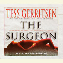 The Surgeon: A Rizzoli & Isles Novel Cover