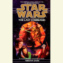 Star Wars: The Thrawn Trilogy: The Last Command Cover