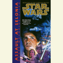 Star Wars: The Corellian Trilogy: Assault at Selonia Cover