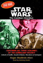 Star Wars: The Corellian Trilogy: Showdown at Centerpoint Cover