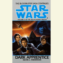 Star Wars: The Jedi Academy: Dark Apprentice Cover